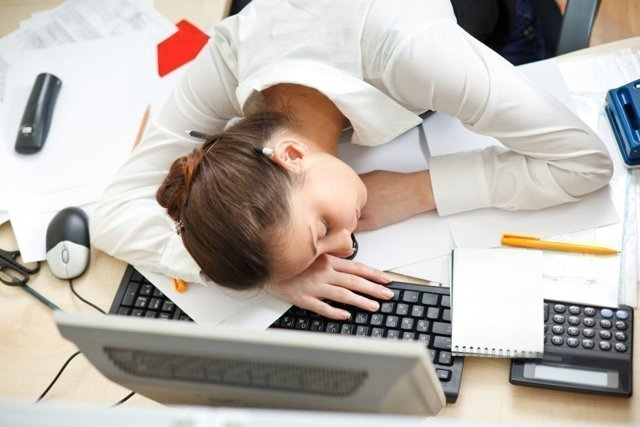 Устаю на работе: как не утомляться после трудового дня, что делать для этого?