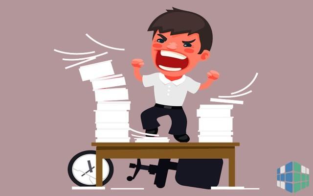 Стресс на работе: причины возникновения и как с ним справиться (упражнения)