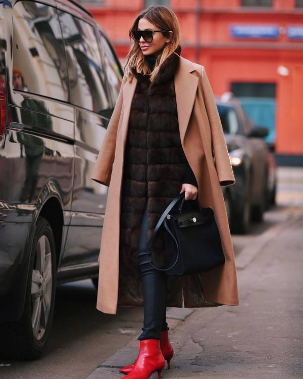Как одеваться в офис зимой: советы стилистов женщинам и мужчинам