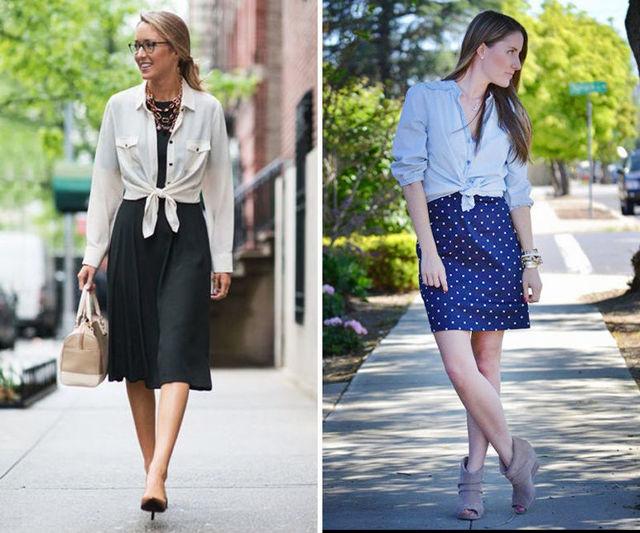 Что носить летом в офис: как одеваться на работу женщинам и мужчинам в жаркое время года?